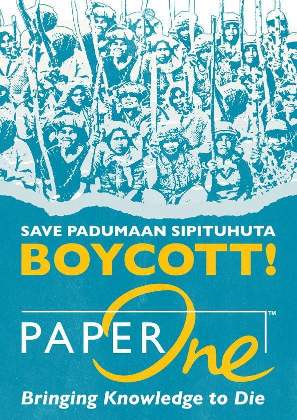 poster save padumaan